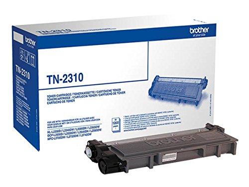 Brother Toner TN-2310 original TN2310 Lasertoner schwarz TN 2310