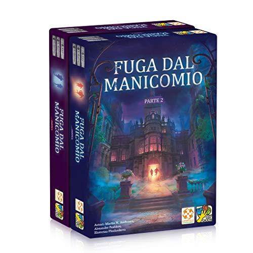 dVGiochi Fuga dal Manicomio, DVG5718