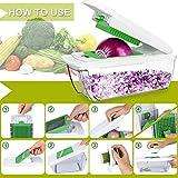 Zoom IMG-1 taglia verdure tutto in 1
