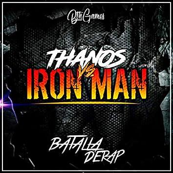 Thanos y el Capitán Vs Iron Man y Thor (Batalla De Rap)