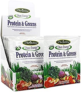 ORAC Energy Protein & Greens- 14 packet box