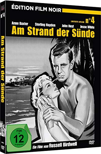 Am Strand der Sünde - Film Noir Edition Nr. 4 (Limited Mediabook)