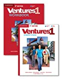 Ventures Level 1 Value Pack (Student's Book with Audio CD and Workbook with Audio CD)