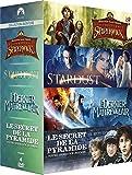 Paramount Collection Aventure: Les chroniques de Spiderwick + Stardust + Le dernier...
