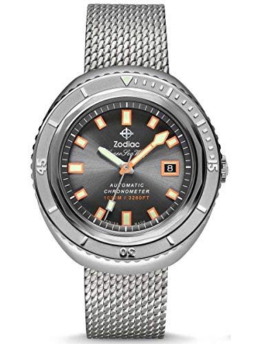 Zodiac ZO9507 Super SEA Wolf 68 Limited Edition (Only 68 Made) Watch