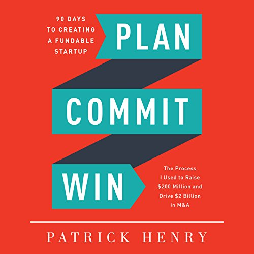 Plan Commit Win audiobook cover art