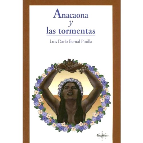 Anacaona y Las Tormentas (Texto Completo) cover art