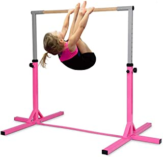 Gymnastics Bar Expandable Horizontal Kip Fitness Pull Up Gym Training Equipment Home Gym
