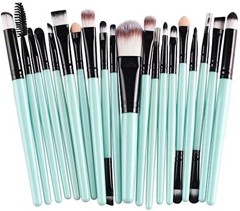 AprFairy Eye Makeup Brushes Set 20 Piece Eyeshadow Brushes Set Professional Makeup Brushes Eye product image
