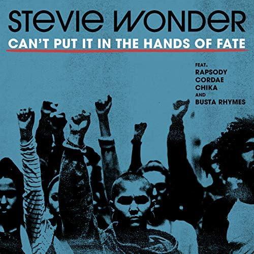 Stevie Wonder feat. Rapsody, Cordae, CHIKA & Busta Rhymes