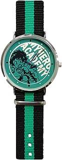 Raleighsee My Hero Academia Anime Around Izuku Midoriya Anime Watch Cartoon Ultrathin Quartz Battery Watches Unisex