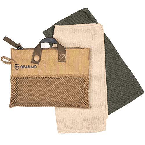 McNett Tactical Micro-Terry Gant de Toilette kit