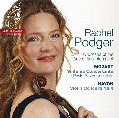 Sinfonia Concertante / Violin Concertos (Hybr)