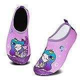 kyopp scarpe da mare bambini rapida asciugatura ragazze ragazzi scarpe da mare da spiaggia adatto per spiaggia, canottaggio, nuoto e altre attività acquatiche