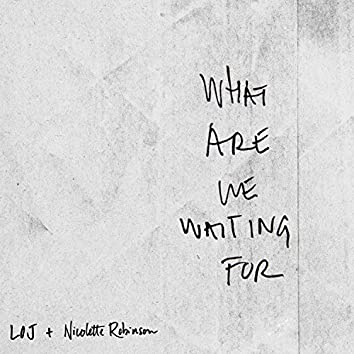 What Are We Waiting For (feat. Nicolette Robinson)