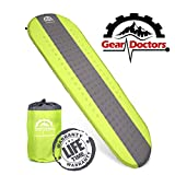 Best Sleeping Pads - Gear Doctors- Self Inflating Camping Sleeping Pad Review