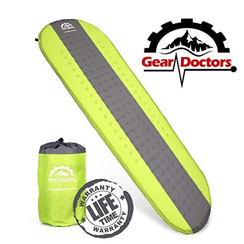 Gear Doctors- Self Inflating Sleeping Pad