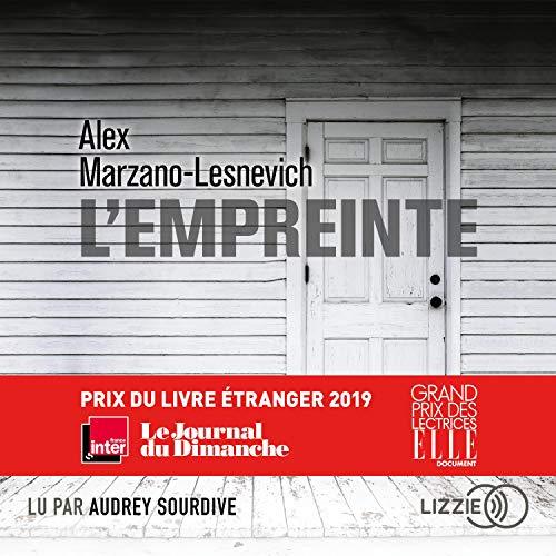 Page de couverture de L'Empreinte