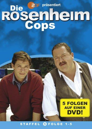 Die Rosenheim Cops - Staffel 5/Folge 01-05