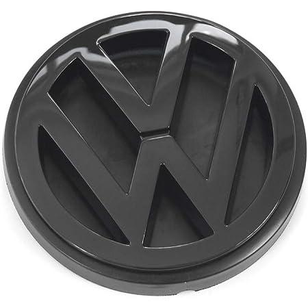 Volkswagen 701853601a01c Original T3 T4 Tuning Zeichen Heckklappe Emblem Schwarz Auto