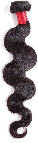 últimos estilos ArojoOVL Cortina de Pelo Negra Africana de de de la Cortina de Pelo Negra Africana del Pelo Largo de la Onda (Talla   18inch)  comprar mejor