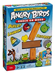 professional Angry Birds: Knock on Wood Game