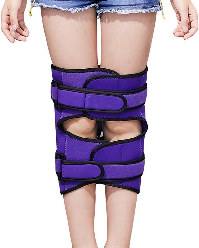 Banda de corrección de Pierna Ajustable, Correas para enderezar Las piernas para Corregir el Tipo O/X Banda de cinturón de corrección de Pierna Banda de Belleza para enderezar la Pierna Vendaje DOB