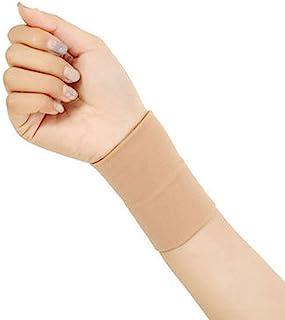 باندهای مچ دست پزشکی SPOTBRACE ، 1 جفت الاستیک باریک مچ دست بند قابل تنفس پشتیبانی درد تسکین دهنده فشار مچ دست آستین یونیسکس برای ورم مچ دست ، درد ، تونل کارپال و اسپری دار