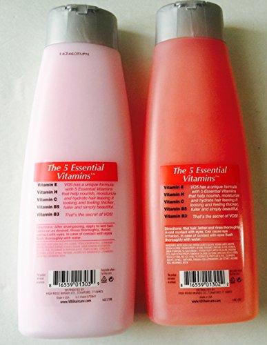 Alberto V05 Moisture Milks Strawberries & Cream Moisturizing Shampoo & Conditioner Set (12.5 fl.oz) by Alberto VO5