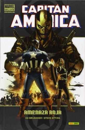 Capitan America 3. Amenaza roja