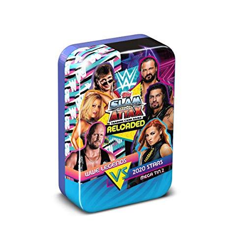 Topps WWE Slam Attax Reloaded 2020 - Mega-Sammeldose 2