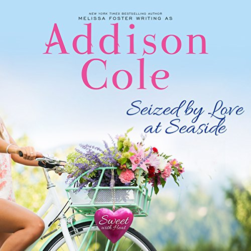 Seized by Love at Seaside audiobook cover art