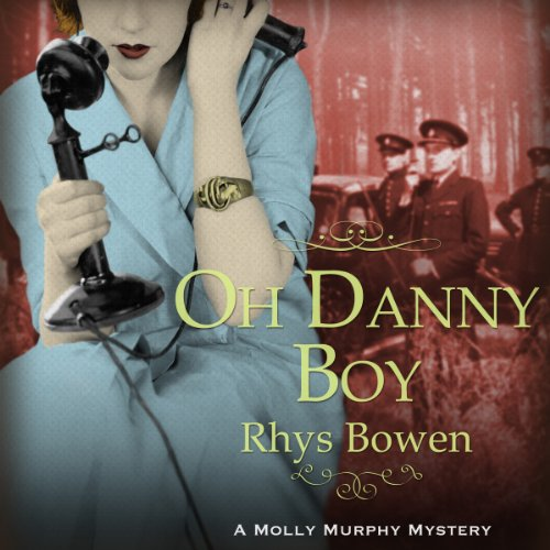 Oh Danny Boy audiobook cover art