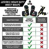 Zoom IMG-2 legion fasce da polso professionali