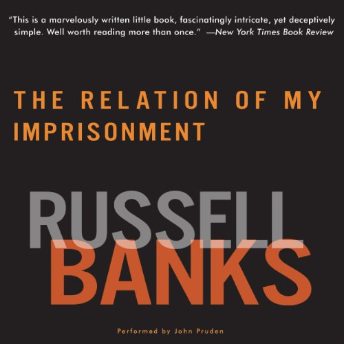 Relation of My Imprisonment audiobook cover art
