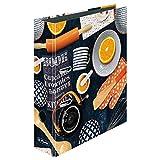 Herlitz Motivordner / DIN A4 / 80mm breit / 'In the Kitchen'