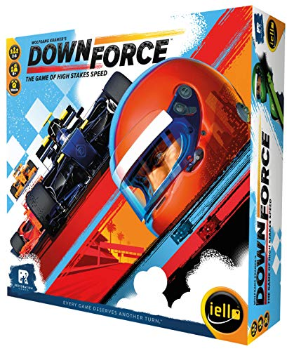 Juego de Mesa Iello Downforce