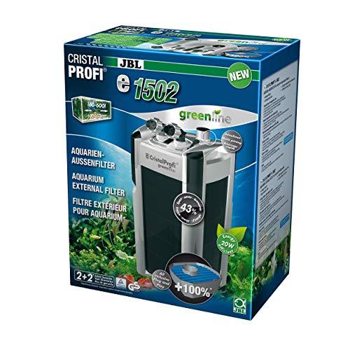 JBL CristalProfi E1502 greenline - filtre extérieur pour aquarium