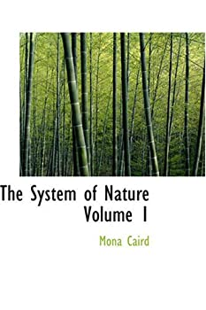The System of Nature Volume 1