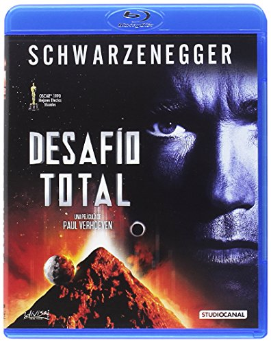 Desafío total [Blu-ray]