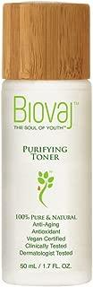 Biovaj Purifying Toner, Natural Skincare,100% Pure. Soothes,Tones, Calms, Glowing skin. Vegan, Anti-Aging & Cruelty Free Facial Toner.