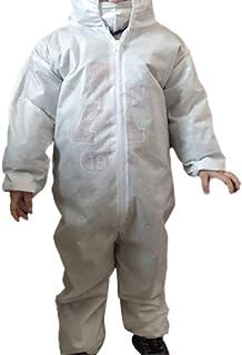 Amazon.es: Blanco - Monos y petos / Ropa de trabajo y de seguridad: Ropa