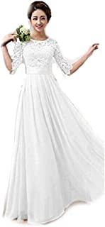White Color Ladies Women's Fashion Evening Dress Wedding Clubwear Party Dress Night Out