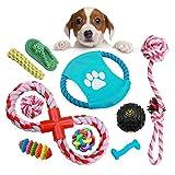 10-PAQUETE Conjuntos de Cuerdas Seguras para Perros de Calidad Alta Juguetes de...