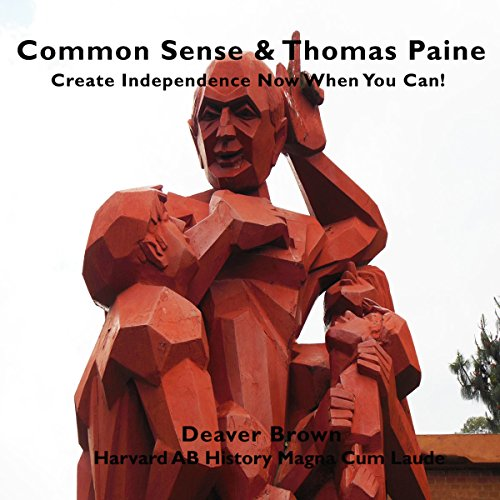 Common Sense: Text & Background audiobook cover art
