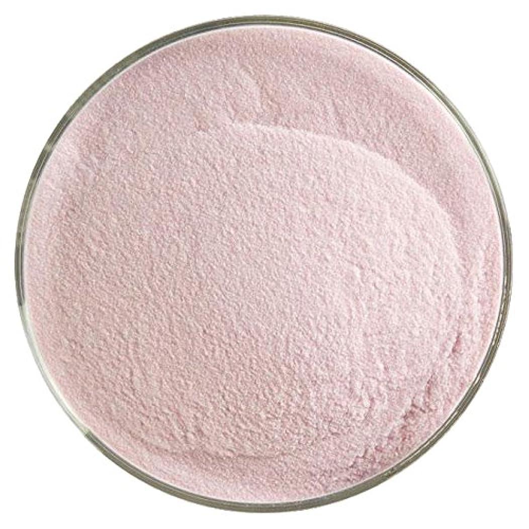 Erbium Pink Tint Transparent Powder Frit - 4oz - 90COE - Made From Bullseye Glass
