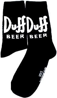 KUSTOM FACTORY - Calzini Homer Duff Beer