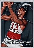 Basketball NBA 2014-15 Panini Prizm #220 Wilt Chamberlain 76ers