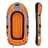 Bestway 6'2' x 39'/1.88m x 98cm Kondor 2000 Barcos, Naranja
