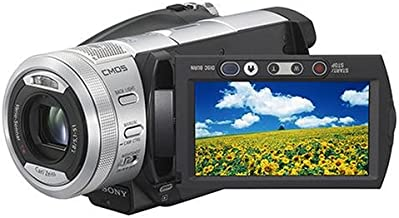 Sony HDR-SR1 AVCHD 2.1 MP 30GB High-Definition Hard Disk Drive Camcorder with 10x Optical Zoom